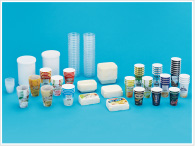Thin-walled high speed injection molding products for food and medical applications (plastic products).
